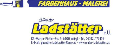Ladst&#228;tter G&#252;nther e.U.<br>Farbenhaus - Malerei